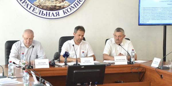 Севастополь готовится к выборам