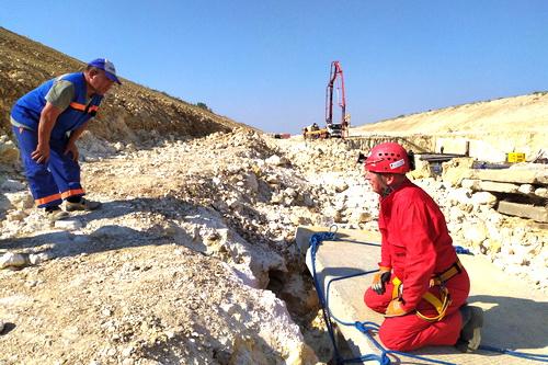 Почему пещера «Таврида» подвела строителей
