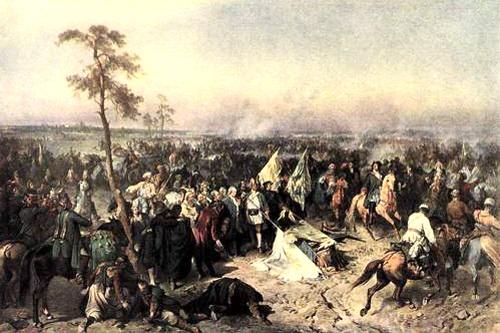 Полтавская битва, 0 (0)