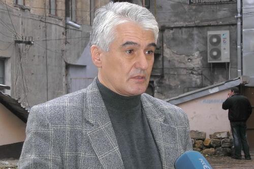 Сможет ли Сурб-Хач как-то повлиять на Виктора Ющенко?