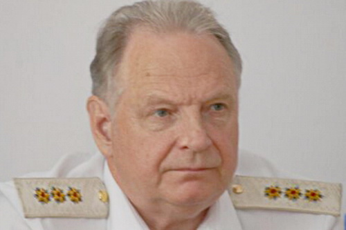Адмирал Касатонов стал Почетным флагманом Черноморского флота 5 (3)