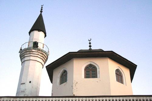 Виталий Храмов: Вопрос о строительстве мечети на Ялтинской решали в Вашингтоне
