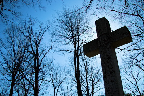 Кладбище в центре Симферополя: перенести нельзя оставить
