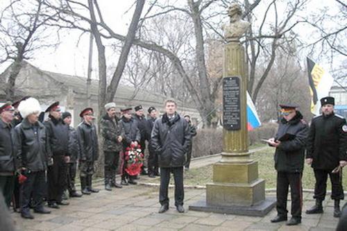 Русские Крыма намерены защищать своё право на политические убеждения