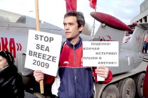 Ющенко купят билет, а НАТО дадут от ворот поворот (ВИДЕО)