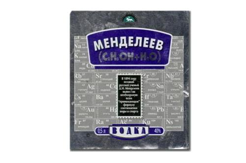 Менделеев, водка и …Крым
