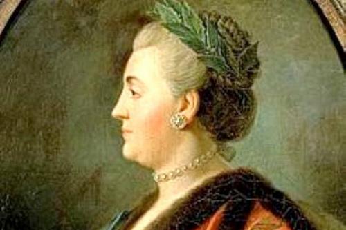 Екатерина II и Крым