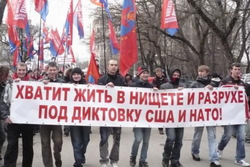 Витренко НАТО в Крым не пустит (ВИДЕО)