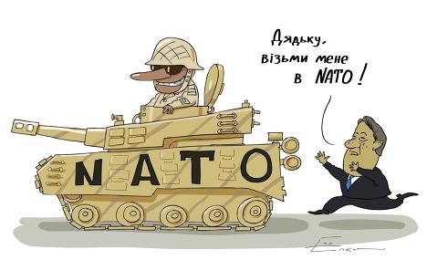 Украина — НАТО: финансовый аспект политического выбора