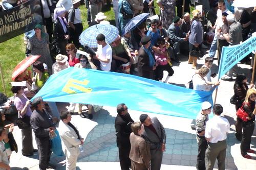 Возвращение и обустройство депортированных в Крыму