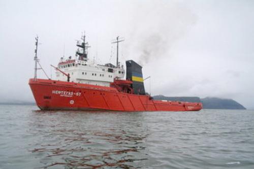 В Гонконге освободили украинского капитана под залог
