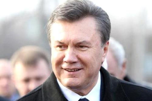 Равнобедренный треугольник Януковича