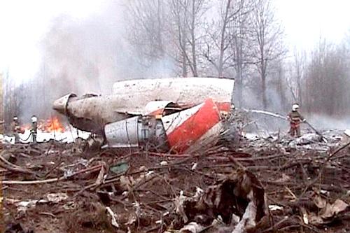 Авиакатастрофа — лёгкая тень «Милосердного ангела»?