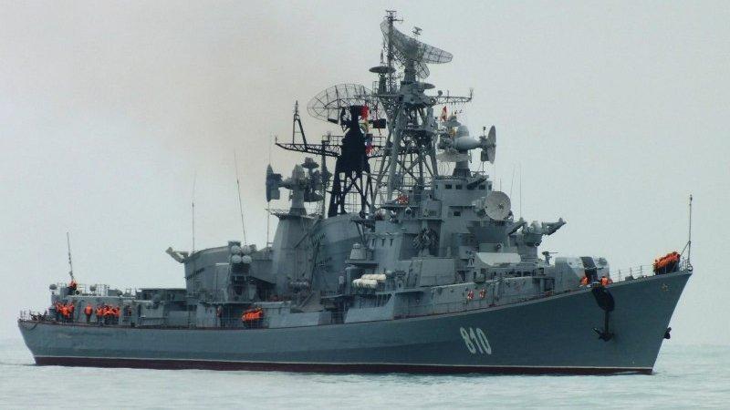 Севастопольцы ждут от Шойгу возрождения Черноморского флота