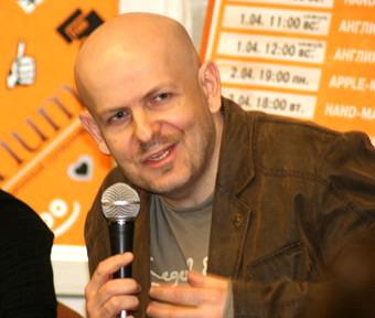 Олесь Бузина: «Я в третий раз в Севастополе»