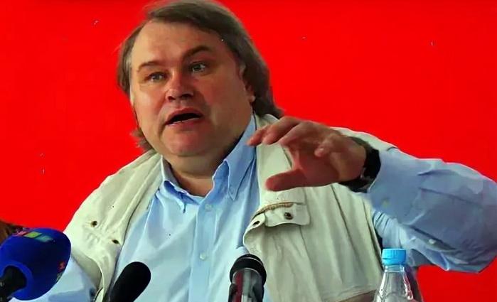 Аркадий Мамонтов: «Я не вижу опасности в русском языке»