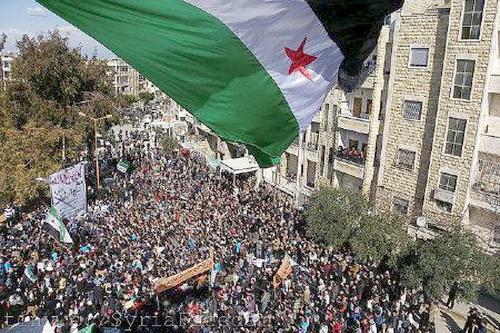 Запад: Сирийские шахиды — молодцы, Москва и Пекин — негодяи
