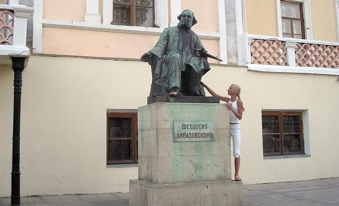 Наследство Айвазовского. Альтернативная версия