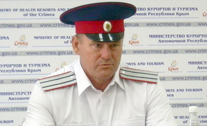 Александр Палочкин: Казаки служат Отечеству