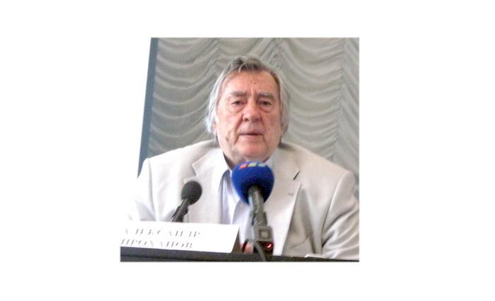 Александр Проханов: Мы живем в эпоху революций и войн