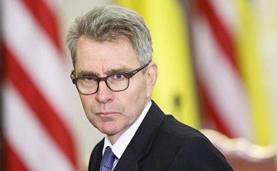 Серый кардинал или серая мышь? Кто же он, новый посол США на Украине?