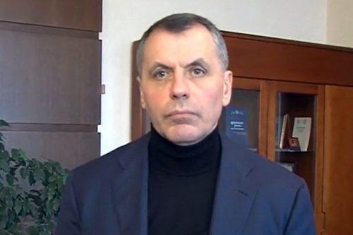 В Крыму в нормальном режиме заработал пресс-центр Верховного Совета АРК (ВИДЕО присяги силовиков)