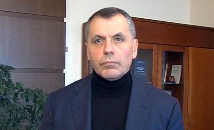 Крым ждет решения Верховного Совета автономии (ФОТО + ВИДЕО)