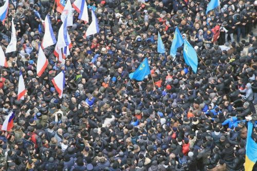 На Украине неправильно запретили «российскую пропаганду»