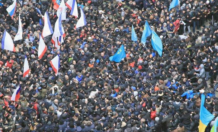Сессия ВС Крыма. Отложенная расправа (ВИДЕО)