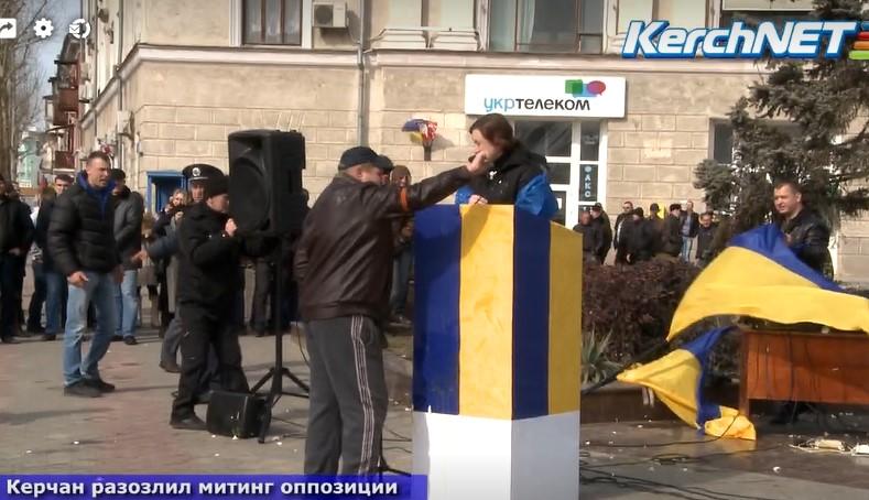 Крым поднимается