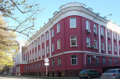Женский город Симферополь