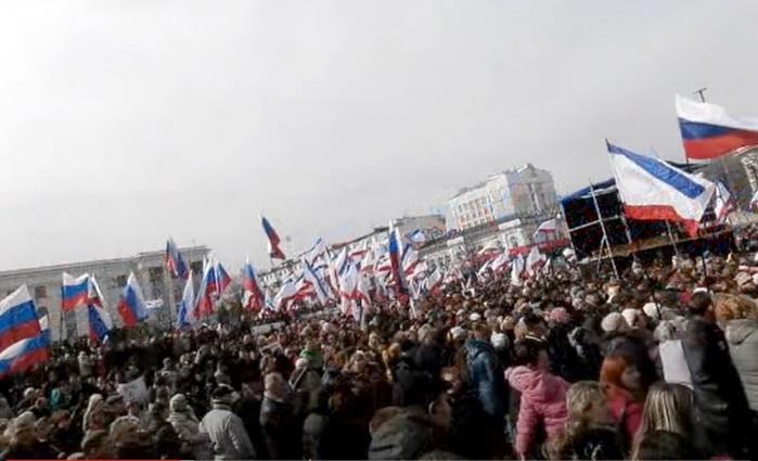 Домой, в Россию! (ВИДЕО)