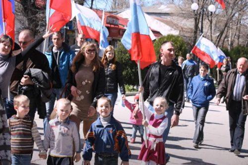 Как Украина захватывала базу Черноморского флота России в 1994 году