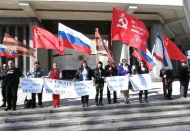 Крым принял свою новую Конституцию (ВИДЕО)