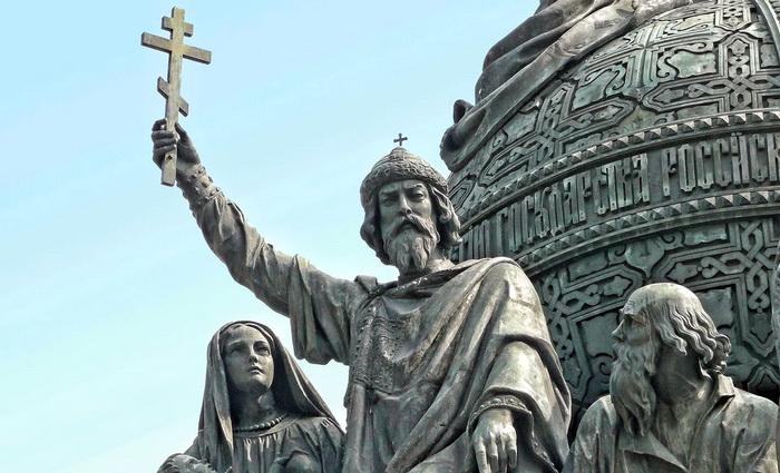Князь Владимир. Цивилизационный выбор развития Руси