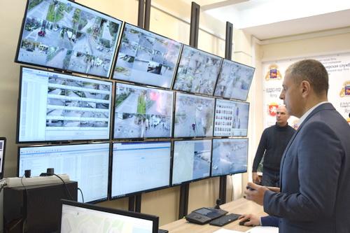 Ялта внедрила систему интеллектуального видеонаблюдения