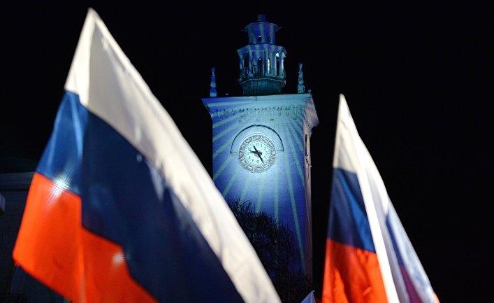 Крымчане еще раз подтвердили европейцам: наш выбор был осознанным