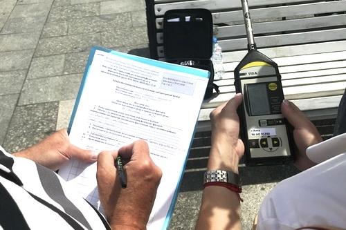 На набережной Ялты замерили уровень шума 0 (0)