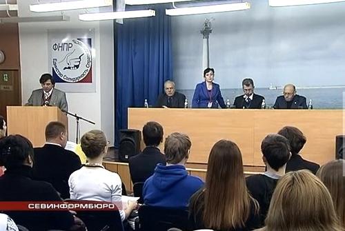 В российском Крыму прошла первая научная конференция школьников