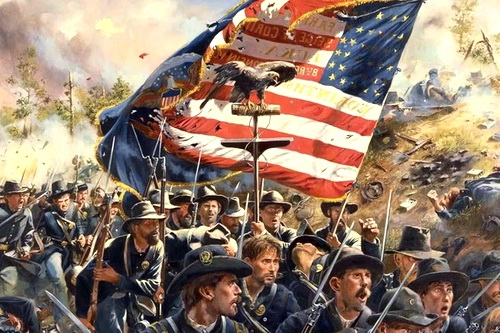 Критический взгляд на историю США