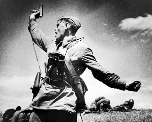 С Днем Победы, товарищ!