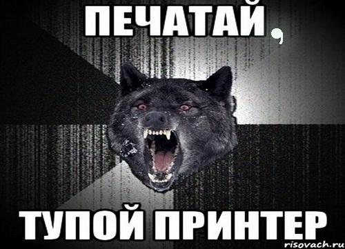 «Сумасшедший принтер», МИД Украины