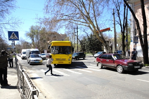Новое в транспортной сети Симферополя