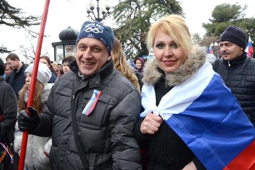 От Ялты-1945 до Крымской весны-2014: взгляд из начала марта 2015-го