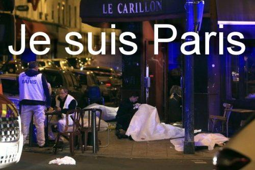 Этой ночью в Париже