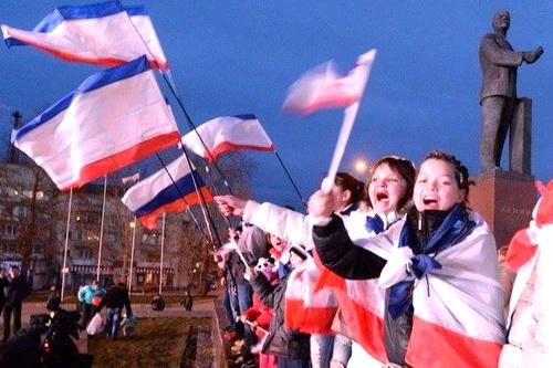 Крымская весна в коротких рассказах