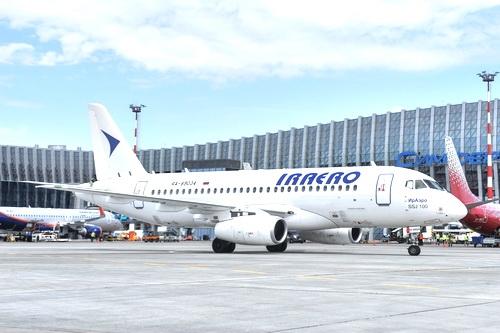 Новая авиакомпания открыла рейсы из аэропорта Симферополь 0 (0)