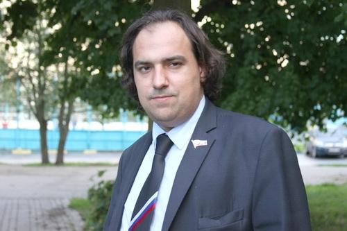 Экс-депутат Илья Пономарев – «новый украинец»?