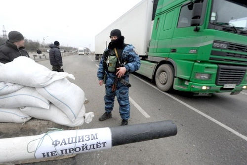 Крымская весна-2014. Год спустя