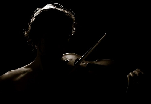 Слепой скрипач